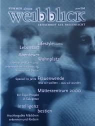 Weibblick Ausgabe 04-1999