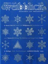Weibblick Ausgabe 05-1998