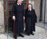 Im Kloster auf Lebenszeit